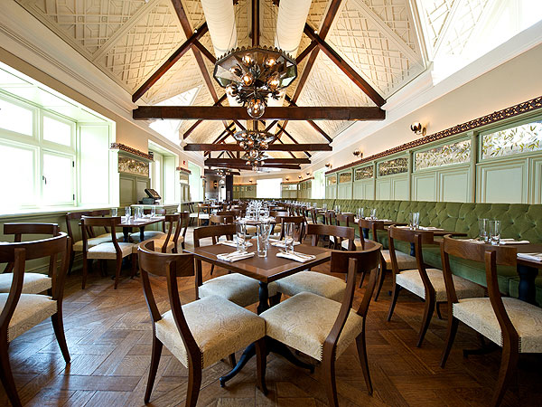 Tavern on the Green Reopens in New York City