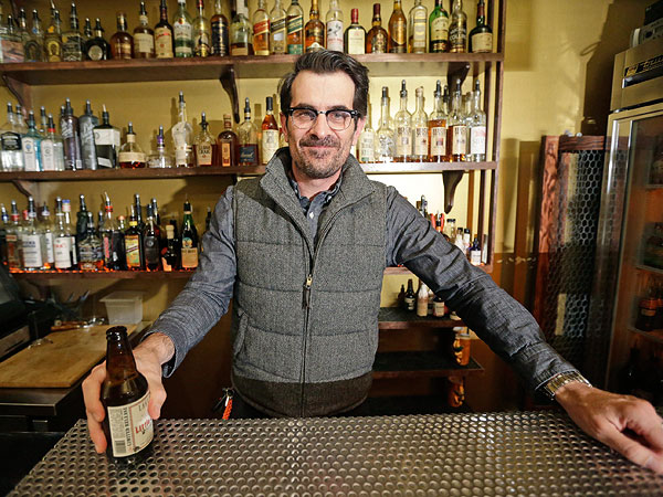 Ty Burrell Beer Bar