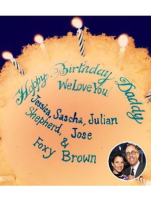 Jerry Seinfeld's 60th Birthday Dinner