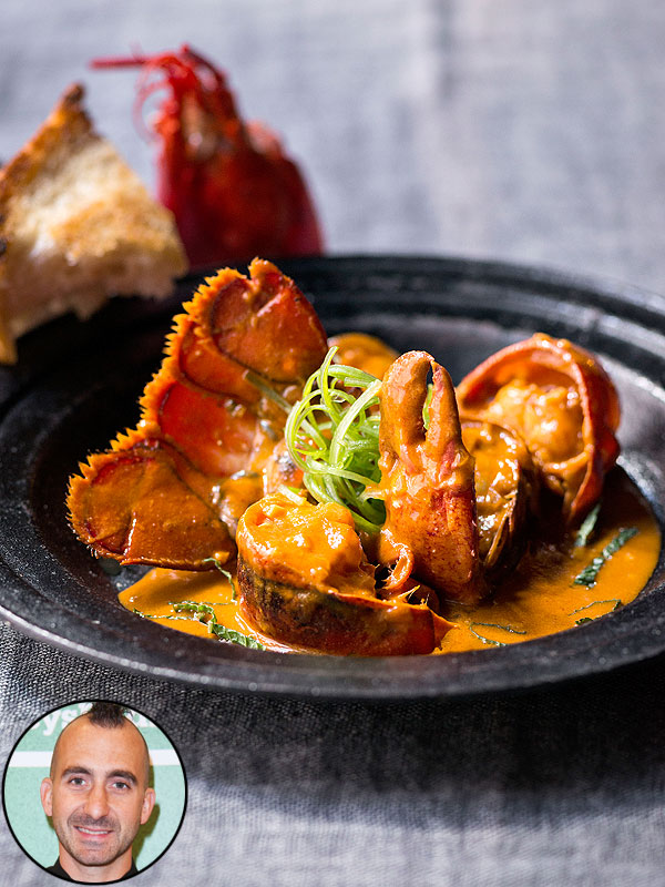 Marc Forgione's Chili Lobster