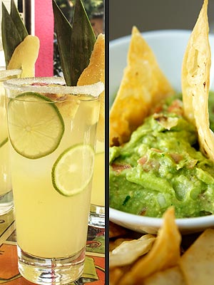Margarita and Guacamole Recipes for Cinco de Mayo