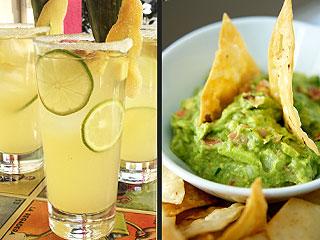 Margarita and Guacamole Recipes for Cinco de Mayo