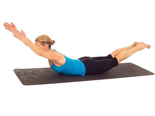 Pilates Moves for a Bikini-Ready Body