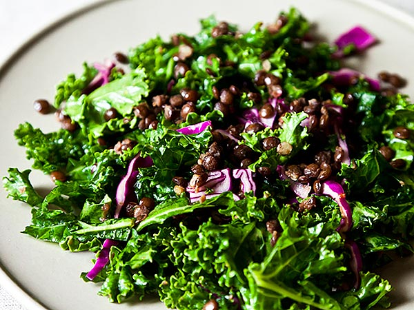 How to Add Meat-Free Protein to Your Salad