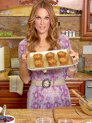 Molly Sims Gluten-Free Granola Cups