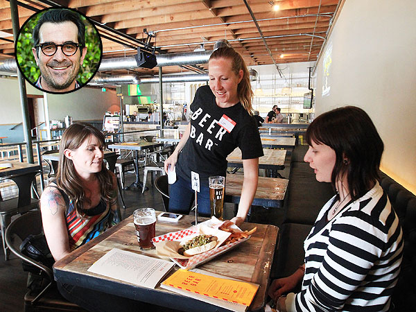 TY BURRELL, BEER BAR photo | Ty Burrell