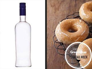 Flavored vodka taste test