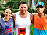 MasterChef Judge Graham Elliot Runs First 10K After Dropping 150 Pounds | Graham Elliot