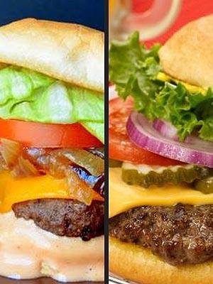 Copycat fast food burger recipes