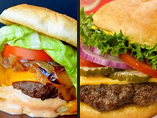 Copycat fast food burger recipes