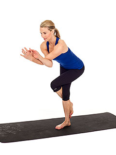 Yoga poses to fight cellulite