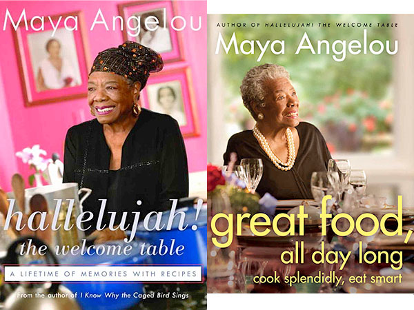 Maya Angelou's buttermilk biscuits