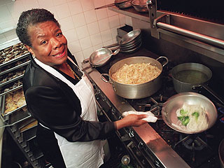 Cooking From the Heart: Maya Angelou's Buttermilk Biscuits | Great Ideas, Maya Angelou