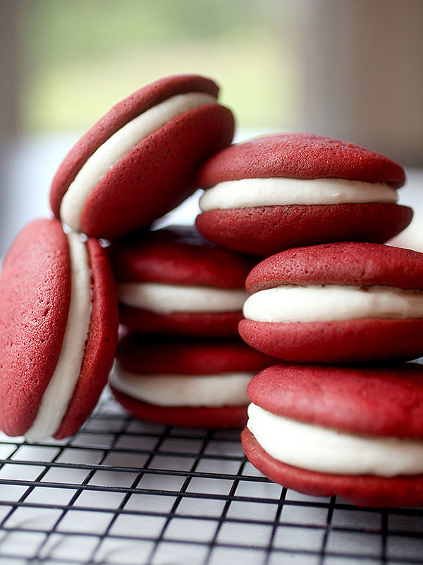 Recipe: Bakerella's Red Velvet Whoopie Pies - Great Ideas : People.com