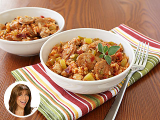 Hungry Girl's healthy jambalaya