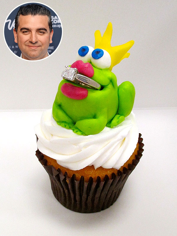 Cake Boss Cupcake Decorating Ideas : Buddy Valastro: The Cake Boss Helps with a Proposal ...