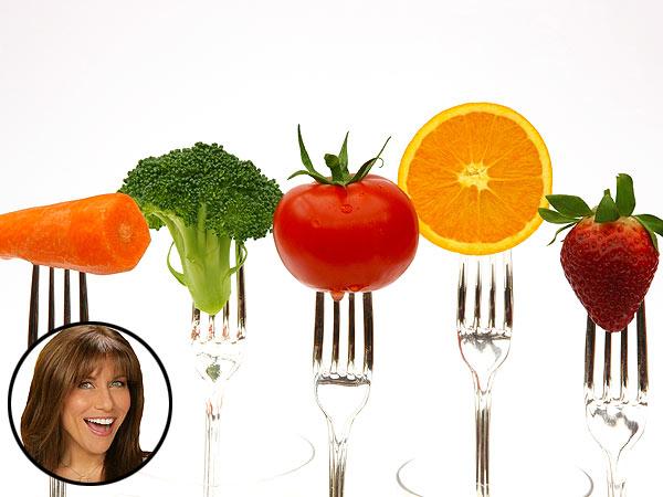 Hungry Girl's vegan recipes
