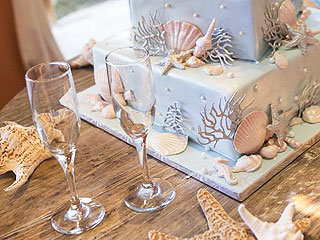 Sneak Peek: The Little Couple's Vow Renewal Cake & Signature Cocktail | The Little Couple, Jennifer Arnold