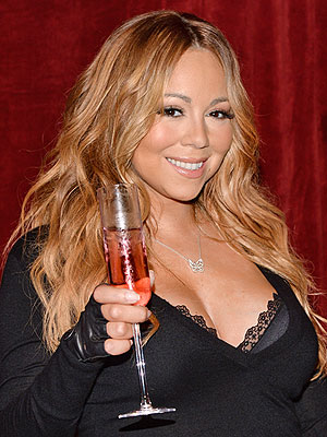 Mariah Carey's 'Butterfly' Drink
