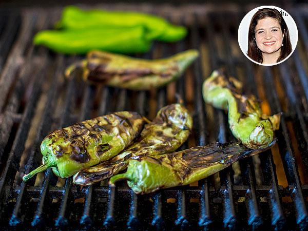 Alex Guarnaschelli's grilling tips