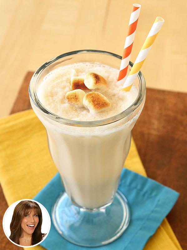 ... Redo (Guilt-Free!): Spike Mendelsohn's Toasted Marshmallow Shake