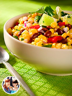 Alie & Georgia's Summer Corn Salad