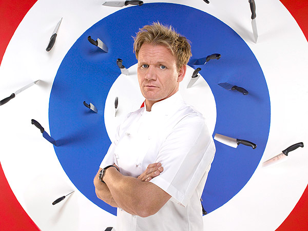 Gordon ramsay says rival sabotaged his new restaurant for Kitchen nightmares fake