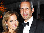 All the Details on Katie Couric's Strawberry-Lemon Wedding Cake