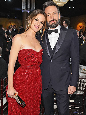 Jennifer Garner and Ben Affleck Anniversary Dinner in Detroit