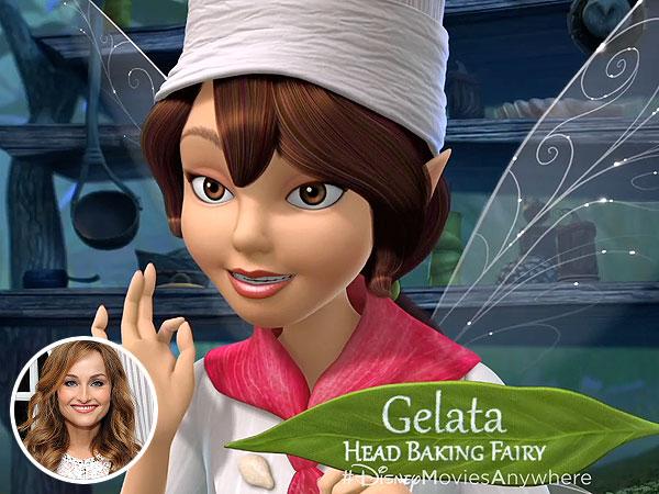 Giada De Laurentiis as a Disney Fairy