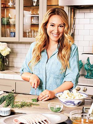 Haylie Duff Recipes