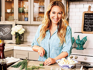 Spice Up Dinner with Haylie Duff's Romantic Date Night Feast