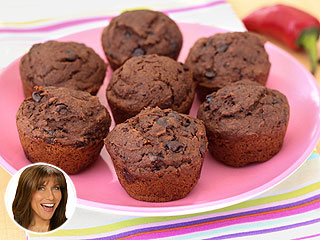 Guilt-Free Mexican Brownie Bites