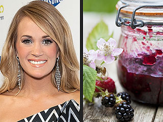 Carrie Underwood Blackberry Jam