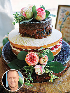 Dave Coulier Wedding Cake