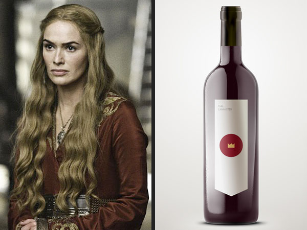 Game of Thrones Wine of Westeros