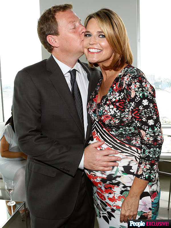Savannah Guthrie's baby shower