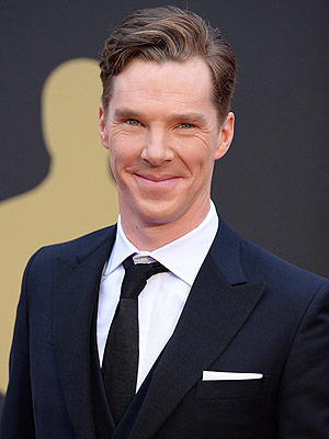 Benedict Cumberbatch Eats at Union Oyster House in Boston - Great Ideas : People.com