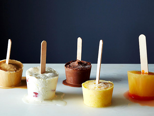 Food 52 How to Make Ice Pops