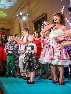 Michelle Obama White House Kids' State Dinner