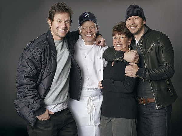 FIRST LOOK: Donnie & Mark Wahlberg Are Back for 2nd Season of Wahlburgers