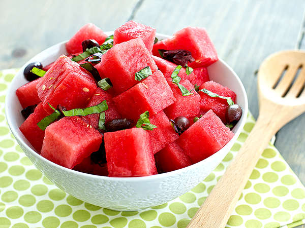 ways to eat watermelon
