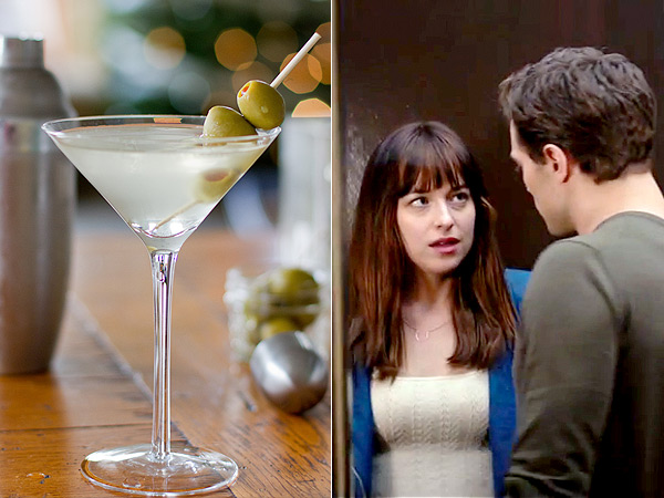 50 Shades of Grey cocktails