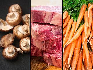 Umami Foods: Mushrooms and Beef