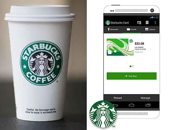 Starbucks Mobile App