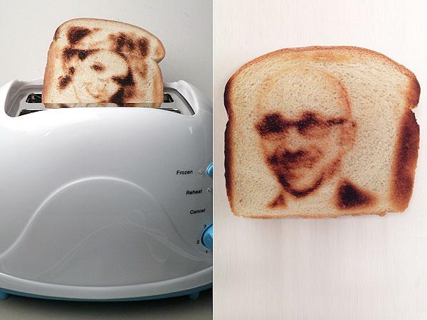 Toaster Selfies