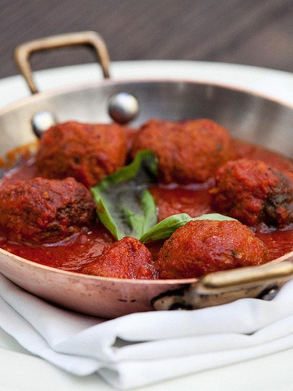 Cecconi's Meatballs