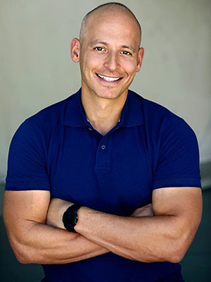 Celebrity Traine Harley Pasternak