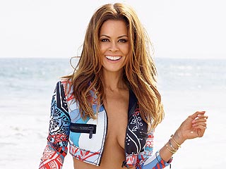Steal Brooke Burke's Flat Ab Workout | Brooke Burke