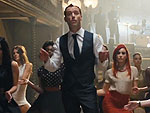VIDEO: Check Out Jude Law's Slick Dance Moves! | Jude Law